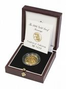 1996 Proof Full Gold Sovereign